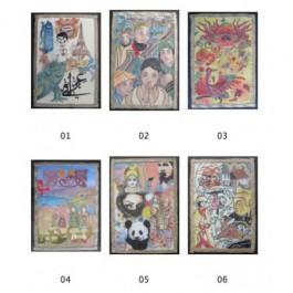 Pack of 6 Cards (Design 1-6)